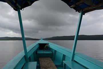 Cruce México Guatemala por el Peten
