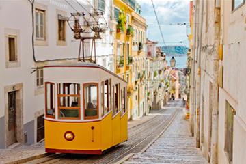 Lisboa en un dia