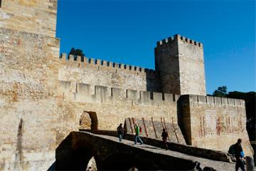 Castillos y miradores al sur de Lisboa