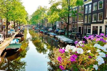 Las mejores estaciones para visitar Amsterdam