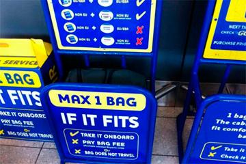 Guía para evitar pagar multas en Ryanair