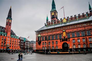 Copenhague en un día: Desde el ayuntamiento hasta cristiania