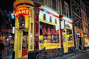 Los coffee-shops de Amsterdam