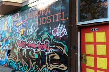 Hostales buenos, bonitos y baratos en Europa