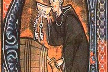 Las cervezas de los monjes en Belgica
