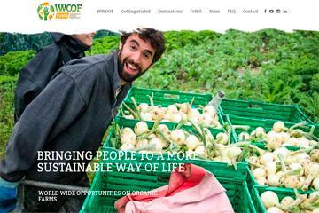 Viajar trabajando en granjas orgánicas