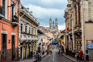 Centro Histórico de Quito es la región colonial mejor conservada de las Américas
