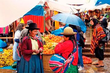 Una visita al mercado indígena de Otovalo